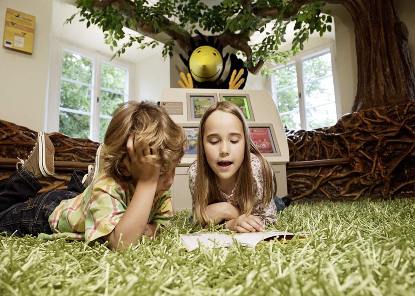 Ravenburger Erlebniswelten - Kinderspielbereiche - Leserabennest
