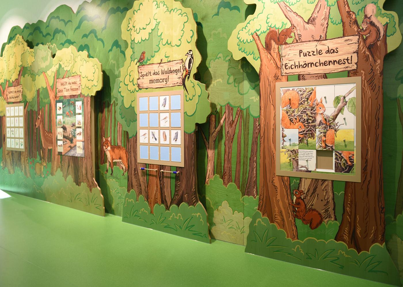Ravensburger Kinder Erlebniswelt im Kids Club Pradas Resort