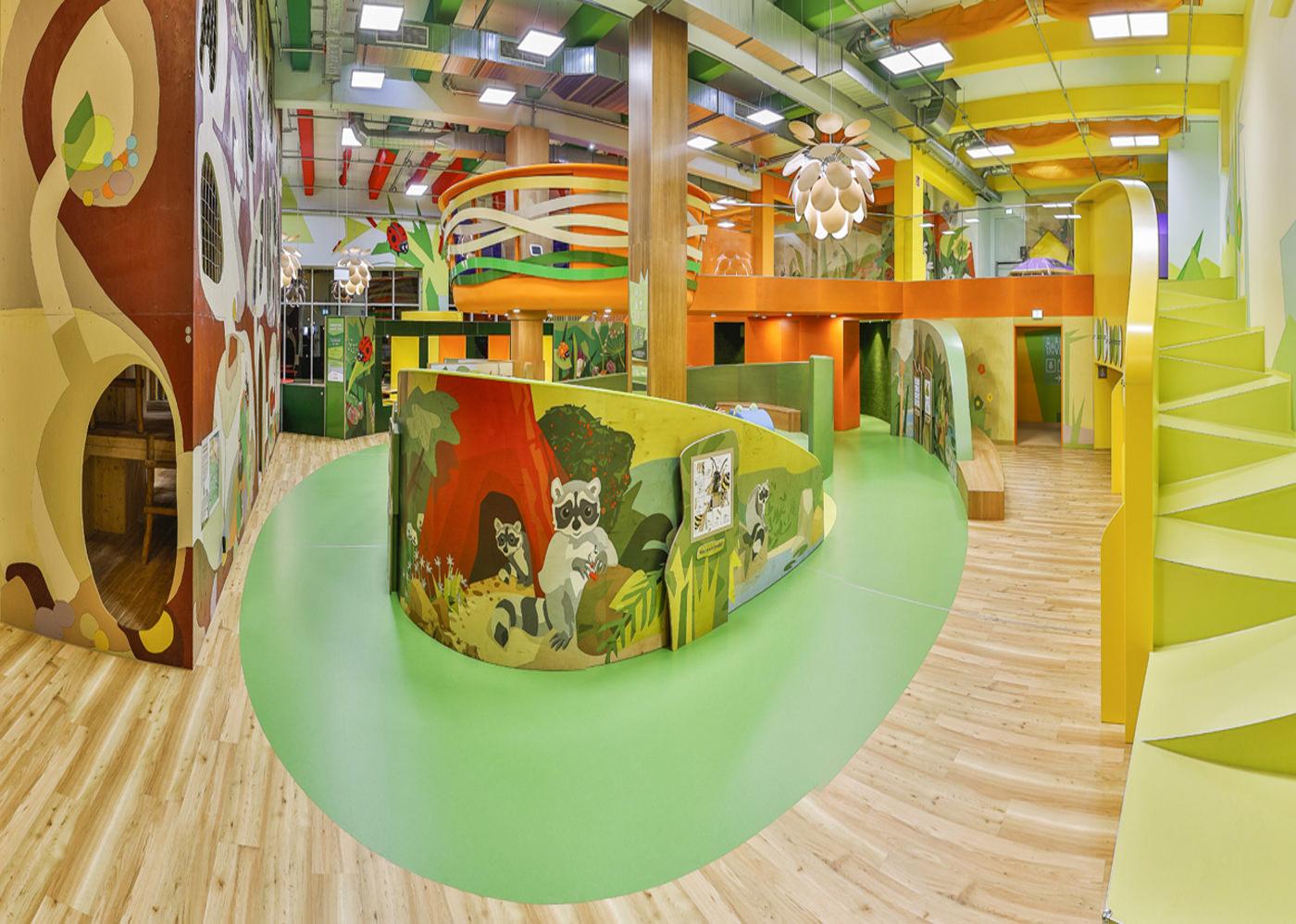 Kinder Erlebniswelt von Ravensburger im Centro Oberhausen