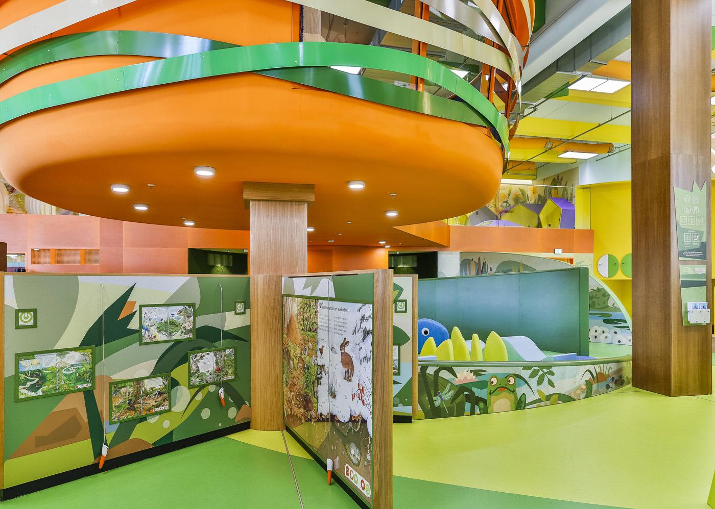 Kinder-Erlebniswelten von Ravensburger - Kinderwelt im Centro Oberhausen - Centrolino