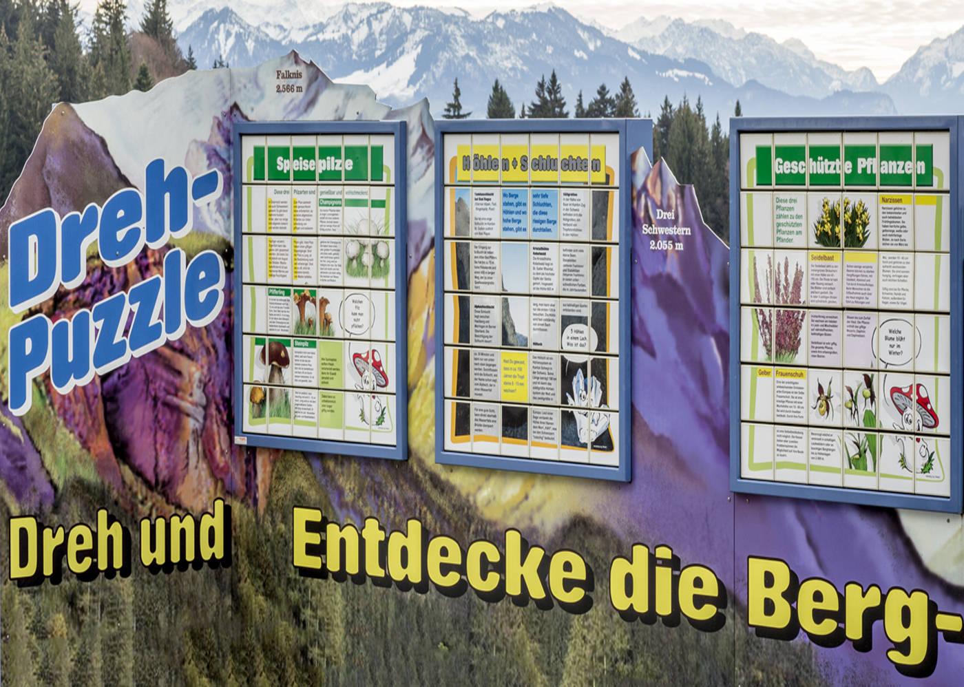 Ravensburger Kinder Erlebniswelt auf dem Pfänder