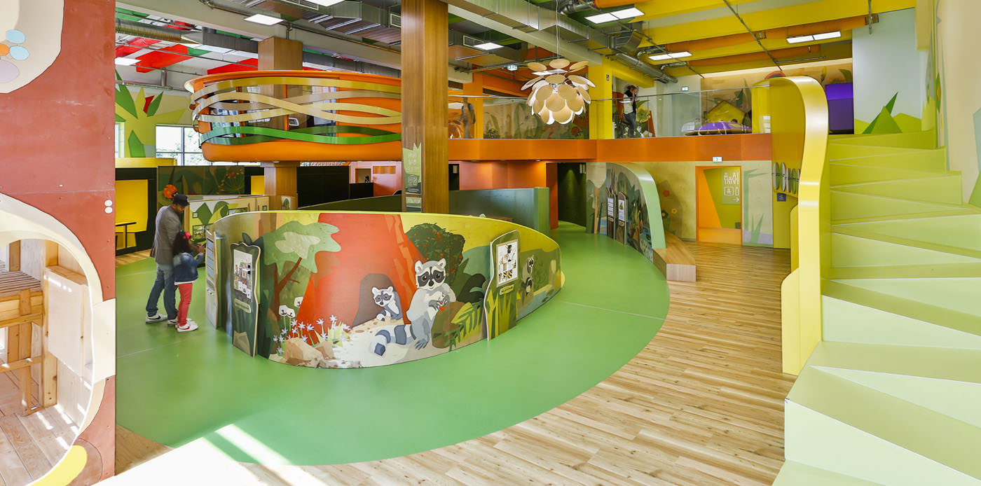 Agentur Ravensburger - Kinder Erlebniswelten, Spielecken, Kinderspielbereiche